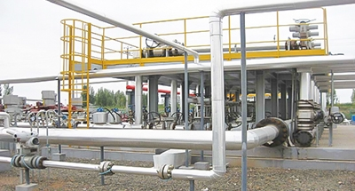 Application of UPF modiba flowmeter in high temperature steam measurement